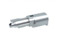 Dynamic Precision Aluminum Nozzle for Umarex (VFC) Model 17 GBB Pistol  Dynamic Precision Aluminum